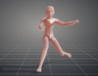 例のモデリング