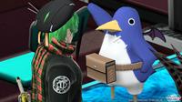 pso2 念願のペンギンコラボぬいぐるみ『プリニー』